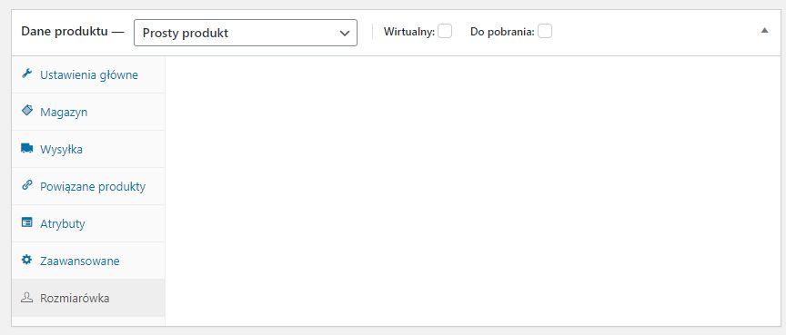 icon custom product data tab